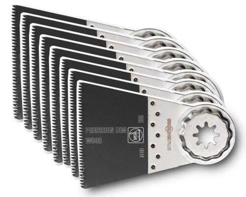 Pilový list Bi-Metal na dřevo SL E-Cut Precision 50x65mm, 10ks