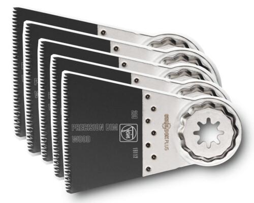 Pilový list Bi-Metal na dřevo SL E-Cut Precision 50x65mm, 5ks