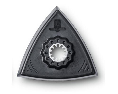Podložná brusná deska se SZ neděrovaná, tvar delta, StarLock (2ks)