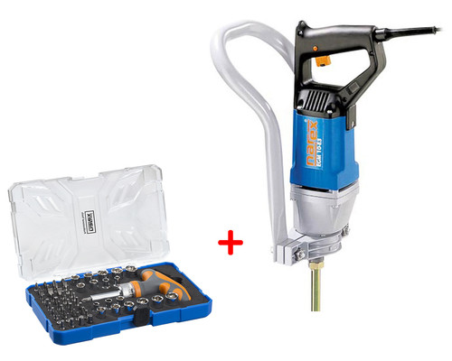 Elektrické ruční míchadlo Narex EGM 10-E3 s metlou HS2 + 61-Tool Box