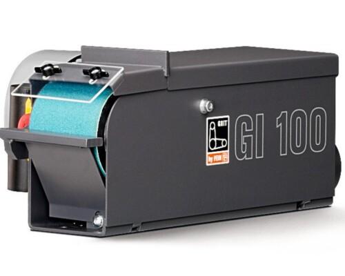 Stolní pásová bruska na kov Grit GI 100, 100x1000mm