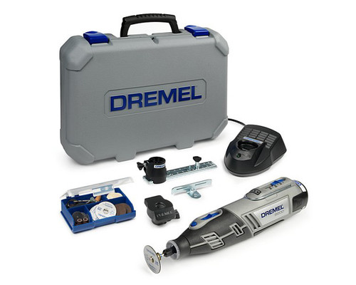 Aku mikronářadí Dremel 8200, 10,8V Li-Ion, (45 ks)