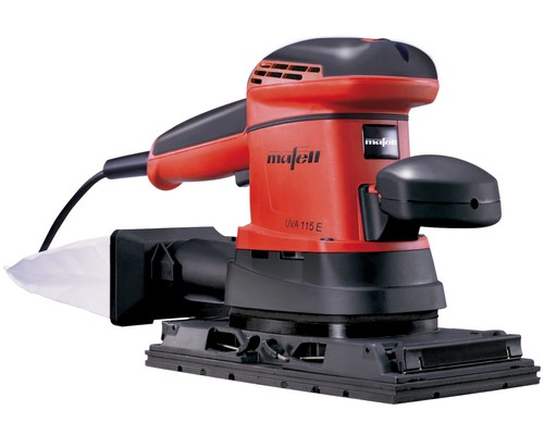 Vibrační bruska Mafell UVA 115 E, 115x230mm