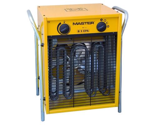 elektrické topidlo s ventilátorem Master B 9 EPB, 400V, 9kW