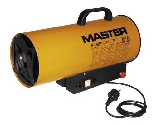 Mobilní plynové topidlo s ventilátorem Master BLP 27 M, 27kW