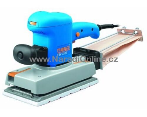 vibrační bruska, NAREX, EBV 230 E, 330W, 115x225mm