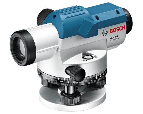 Optický nivelační přístroj Bosch GOL 20D