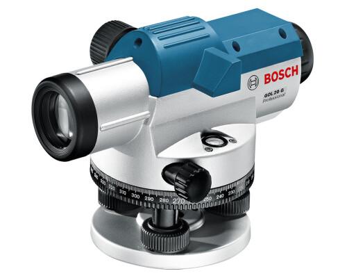 Optický nivelační přístroj Bosch GOL 20G