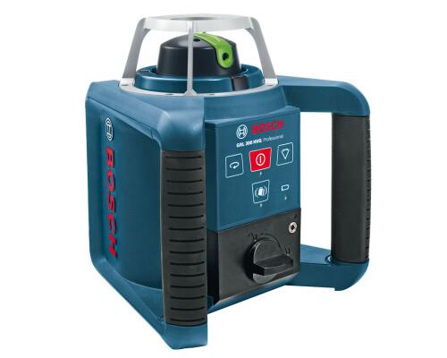 Samonivelační rotační laser Bosch GRL 300 HVG+RC+WM