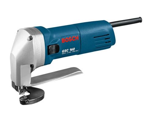 Elektrické nůžky na plech Bosch GSC 160