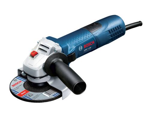 Úhlová bruska Bosch GWS 7-125, 720W, 125mm