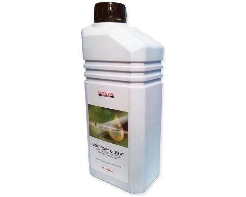 Olej pro 4-taktní motory Honda SAE 10W-30, 1,0 litr