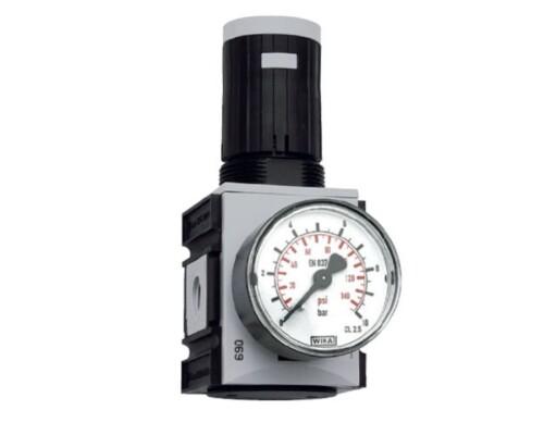 "regulátor tlaku vzduchu Futura, 0,1-1 bar, 1/4"""