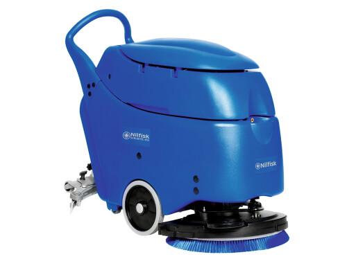 Podlahový mycí stroj s chodící obsluhou Scrubtec 453 B combi