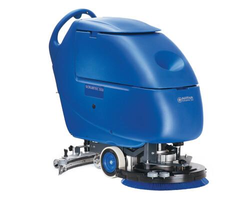 Podlahový mycí stroj s chodící obsluhou Scrubtec 553 BL combi