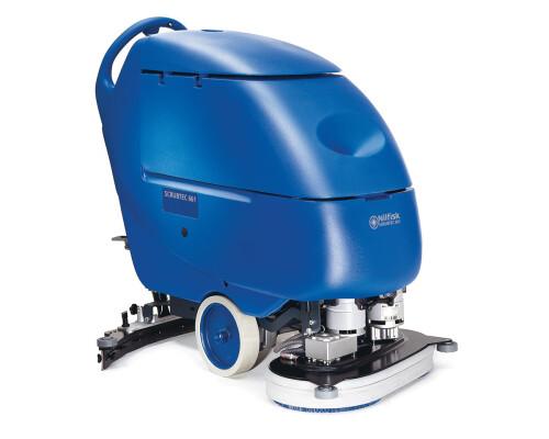 Podlahový mycí stroj s chodící obsluhou Scrubtec 661 BL combi