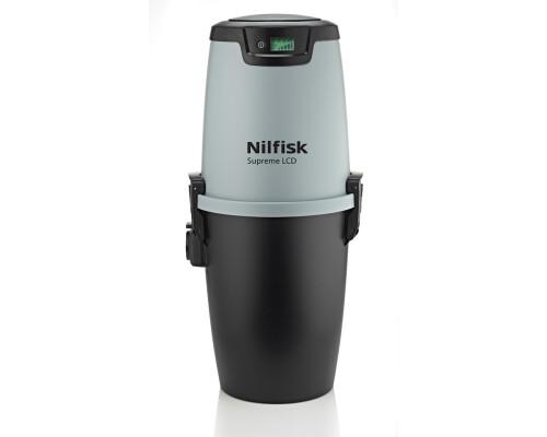 Centrální vysavač Nilfisk Supreme LCD, 1700W
