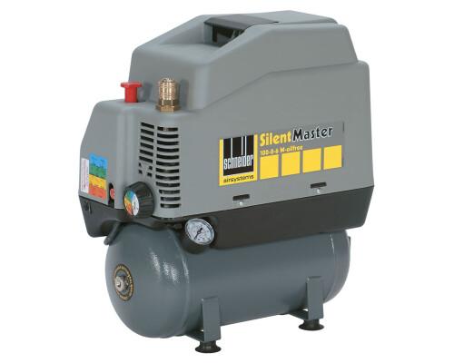 Přenosný kompresor SilenMaster 100-8-6 W
