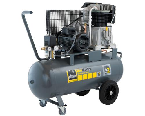 Mobilní dílenský kompresor UniMaster UNM 580-15-90 D