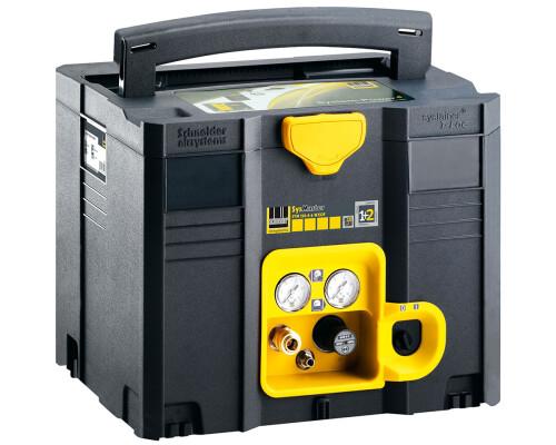 Přenosný kompresor SysMaster SYM 150-8-6 WXOF