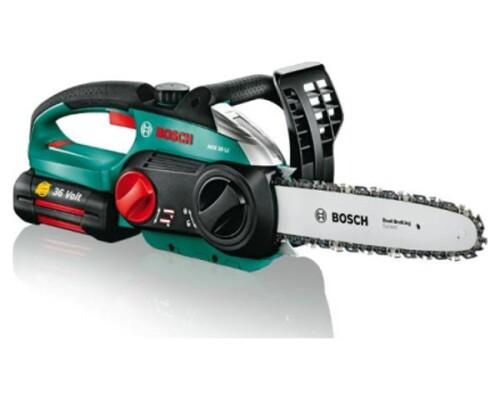 Aku řetězová elektrická pila Bosch AKE 30 Li, 1x2,6Ah