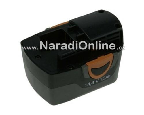 akumulátor AP14 CE, NiCd 14,4V/1,5Ah, ASV 14 E