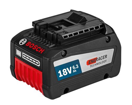 AKU článek Li-Ion Bosch GBA 18V - 6,3Ah, EneRacer