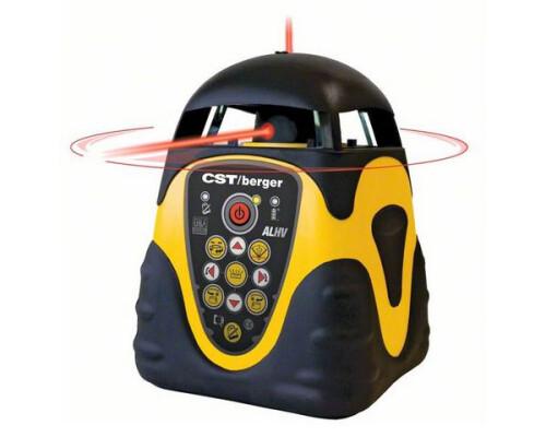 Samonivelační rotační laser ALHVD, přijímač, držák, kufr