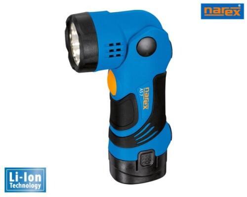 AKU svítilna, LED, NAREX, AS 7 Li , 7,2V
