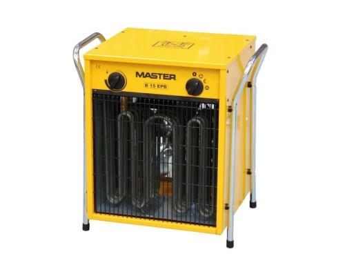 elektrické topidlo s ventilátorem Master B 15 EPB, 400V, 15kW