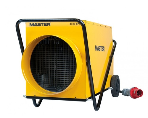 elektrické topidlo s ventilátorem Master B 30 EPR, 400V, 30kW