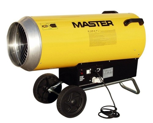 mobilní plynové topidlo s ventilátorem Master BLP 103 ET, 32-96kW