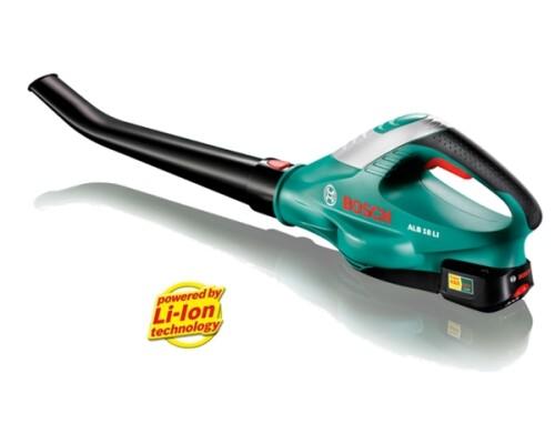 Akumulátorový zahradní fukar Bosch ALB 18 Li, 2,0Ah
