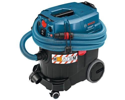 průmyslový vysavač na mokré i suché sání Bosch GAS 35 M AFC