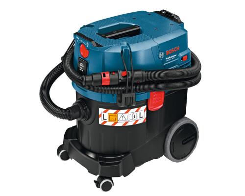průmyslový vysavač na mokré i suché sání Bosch GAS 35 L SFC+