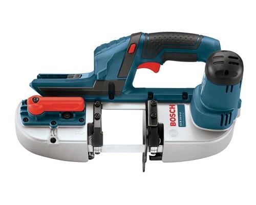 AKU pásová pila Bosch GCB 18 V-LI Professional, bez aku a nabíječky