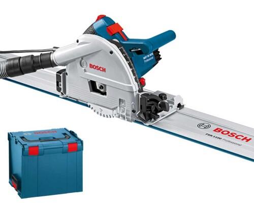 Ponorná pila Bosch GKT 55 GCE + lišta FSN 1600, L-Boxx