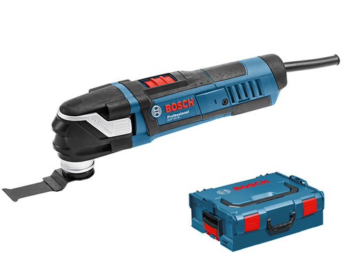 Oscilační víceúčelová bruska Bosch GOP 40-30 StarLock-Plus, L-Boxx
