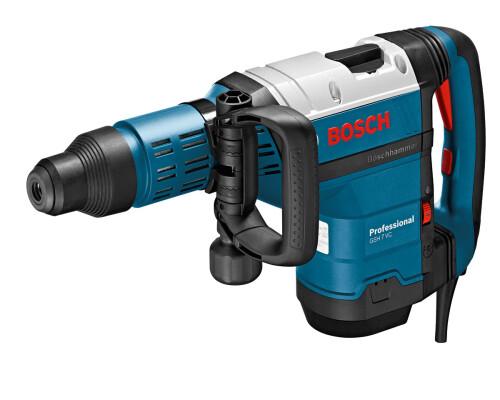 Sekací a bourací kladivo Bosch GSH 7 VC, SDS-Max