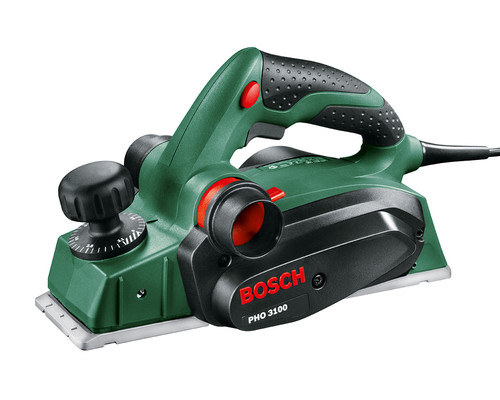 Elektrický hoblík Bosch PHO 3100, šíře 82mm, 750W + vesta Bosch