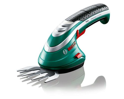 Akumulátorové nůžky s lištou na stříhání trávy Bosch Isio 3