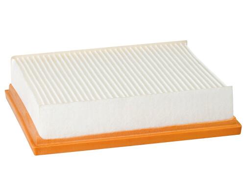 plochý skládaný filtr polyesterový (PES) Bosch GAS 35/55