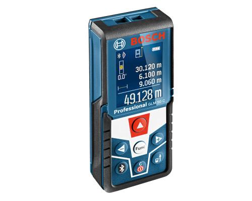Laserový dálkoměr s úhloměrem Bosch GLM 50 C