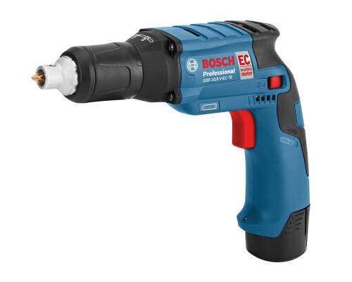 """Aku šroubovák Bosch GSR 10,8 V-EC TE, 1/4"""""""