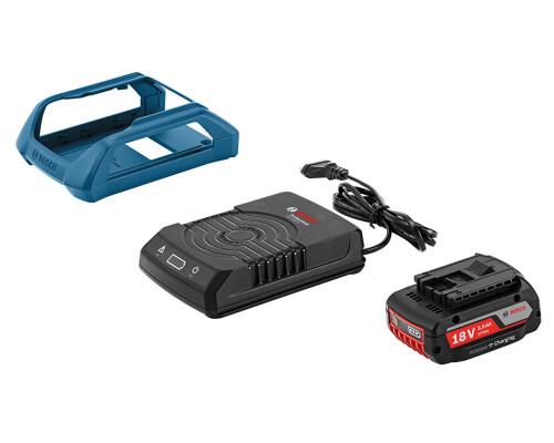 Nabíječka Bosch GAL 1830i WLC + aku článek GBA 18V 2,0Ah