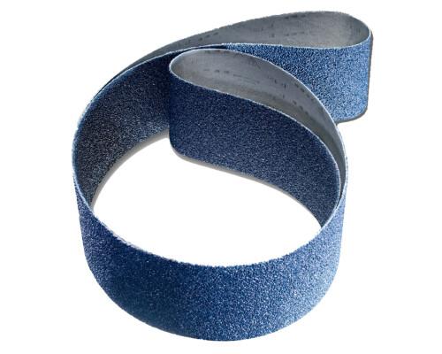 Brusný pás na kovové povrchy Sia 2980 granulát, 75x2000mm, P80