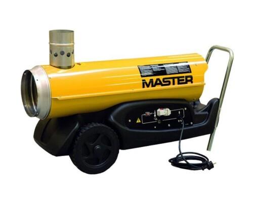 mobilní naftové topidlo s nepřímým spalováním Master BV 77 E, 20kW