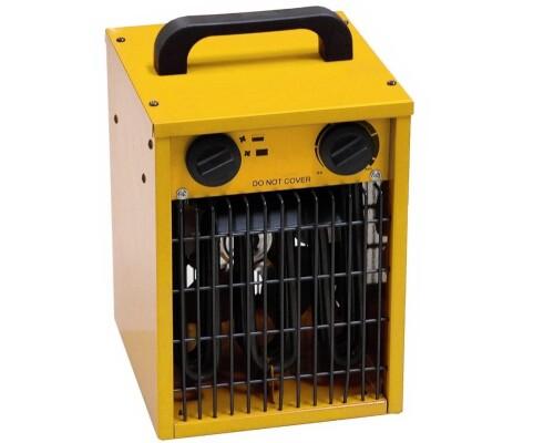 elektrické topidlo s ventilátorem Master B 3 ECA, 230V, 3kW