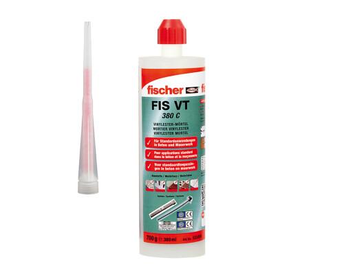 Chemická malta Fischer FIS VT 380 C, 380ml