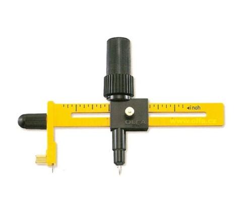 řezač - kružítko (průměr 22cm), OLFA, CMP-1/DX